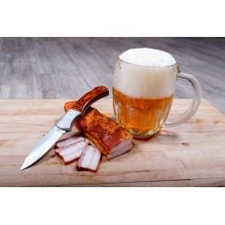 Staročeský uzený bůček k pivu