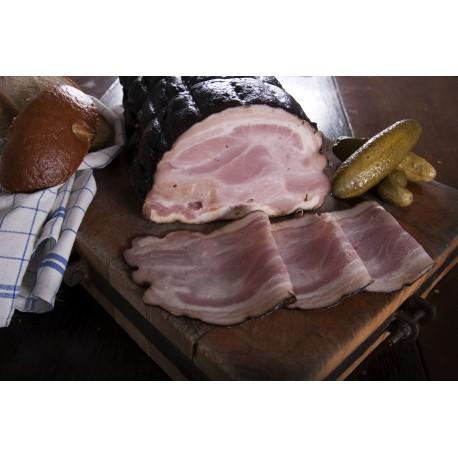 Anglická slanina formovaná